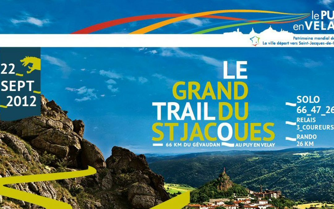 Le Grand Trail du St-Jacques 2012