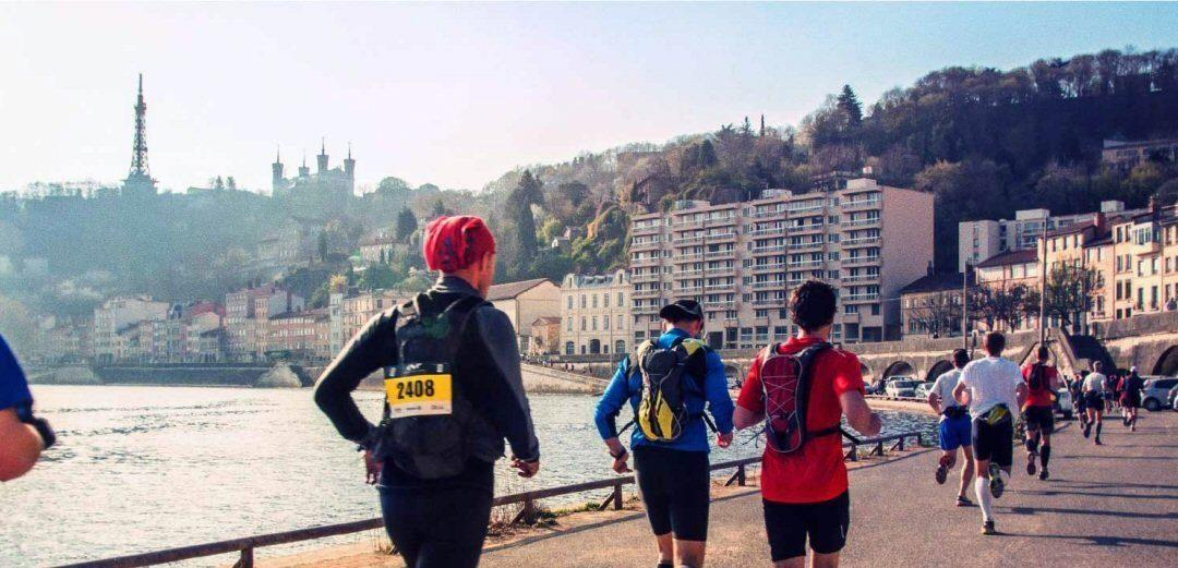 Lyon Urban Trail 2014 // C'est parti !