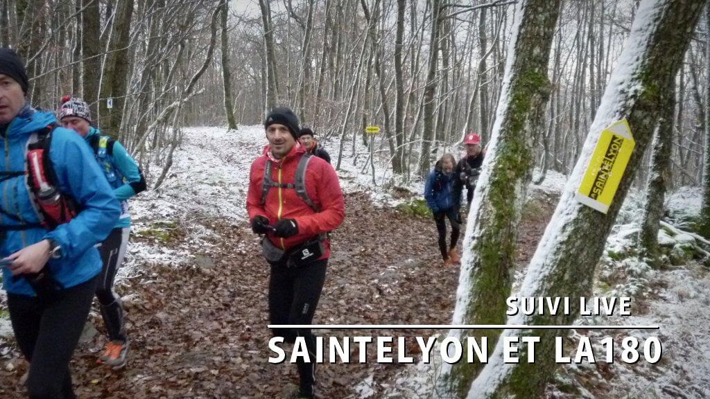 Suivi Live SaintéLyon 2015-cover