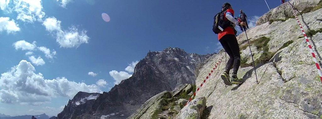 Le Trail Verbier - St-Bernard