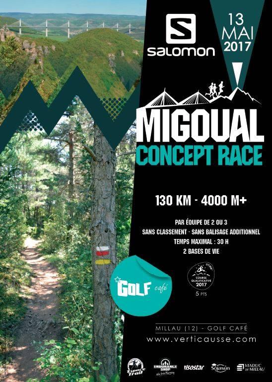 Migoual Concept Race
