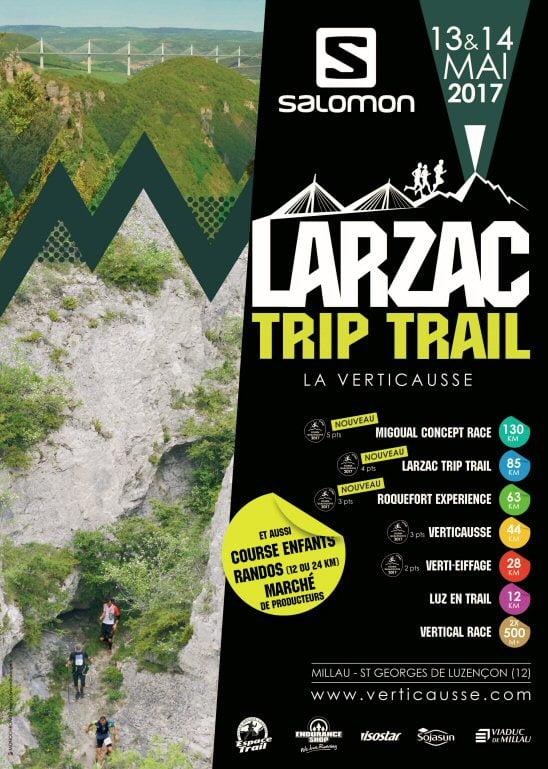 Larzac Trip Trail