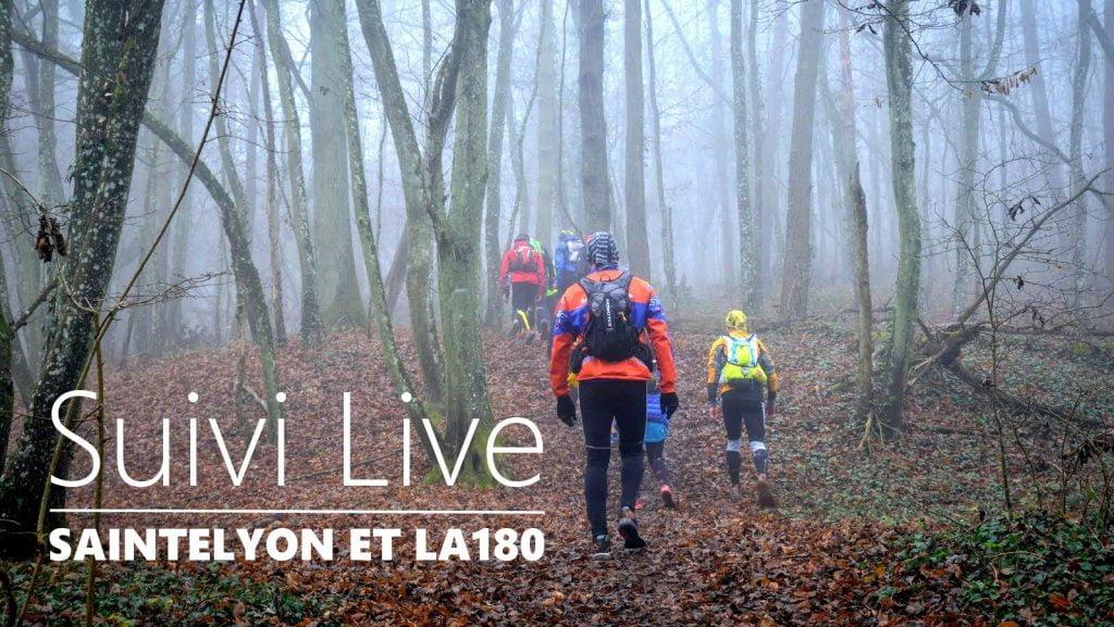Suivi Live SaintéLyon 2016