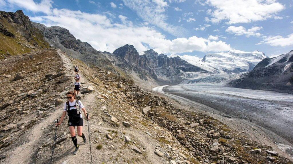 Trail Verbier St-Bernard, 10ème anniversaire