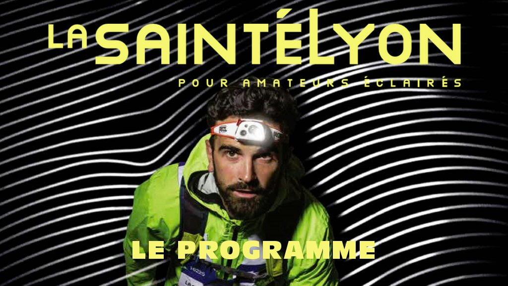 SaintéLyon 2017 : le programme !