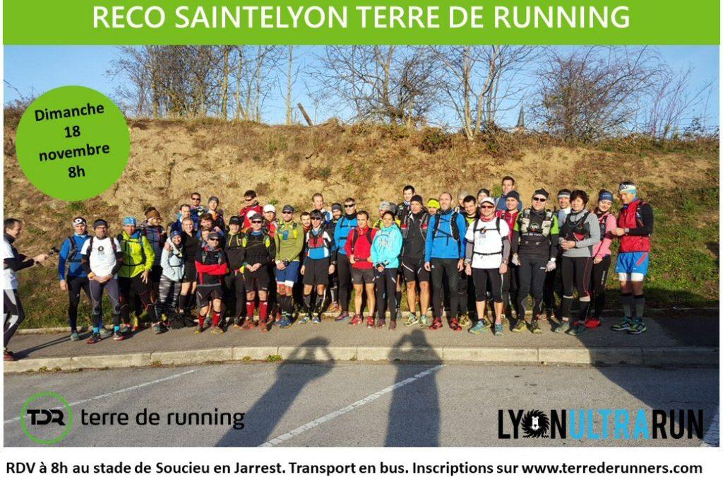 Reco TDR de la SaintéLyon 2018